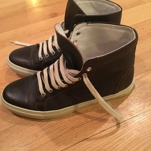 Exibit Shoes - Exibit Men's High Tops
